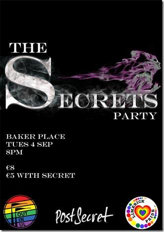 Secrets poster online
