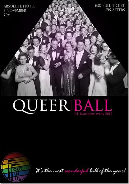 Queer ball actual low