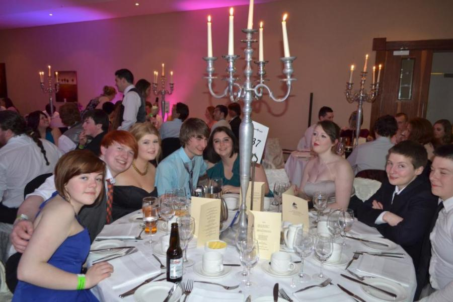 C and S Ball 2013