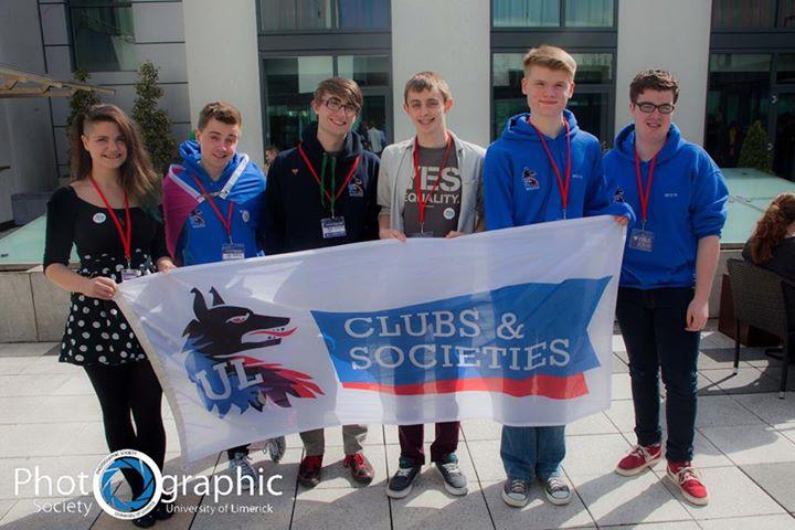 Marielle, Colin, Brian, James, Sean and Tom; our BICs representatives