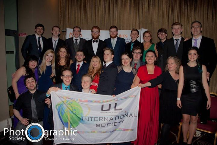 UL's Group photo, don't we all look dashing